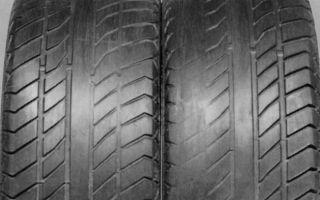 Повышенный износ шин: теория и возможные причины