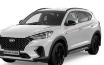 Компактный внедорожник Hyundai Tucson